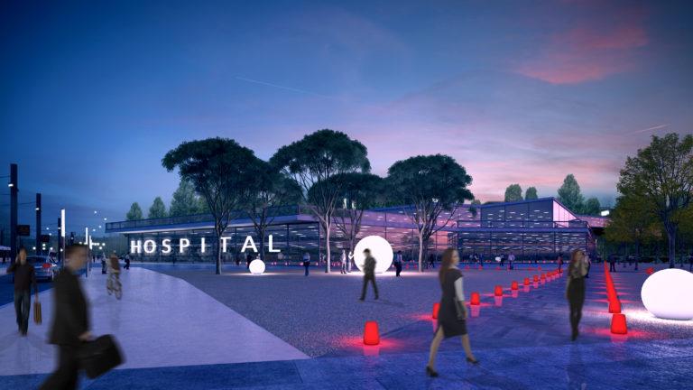 hôpital Helsinki concours