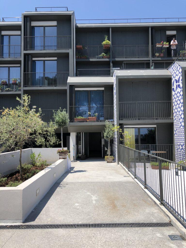 batiment residence sociale