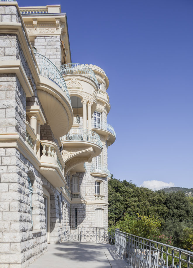 facade Castel FLOREA