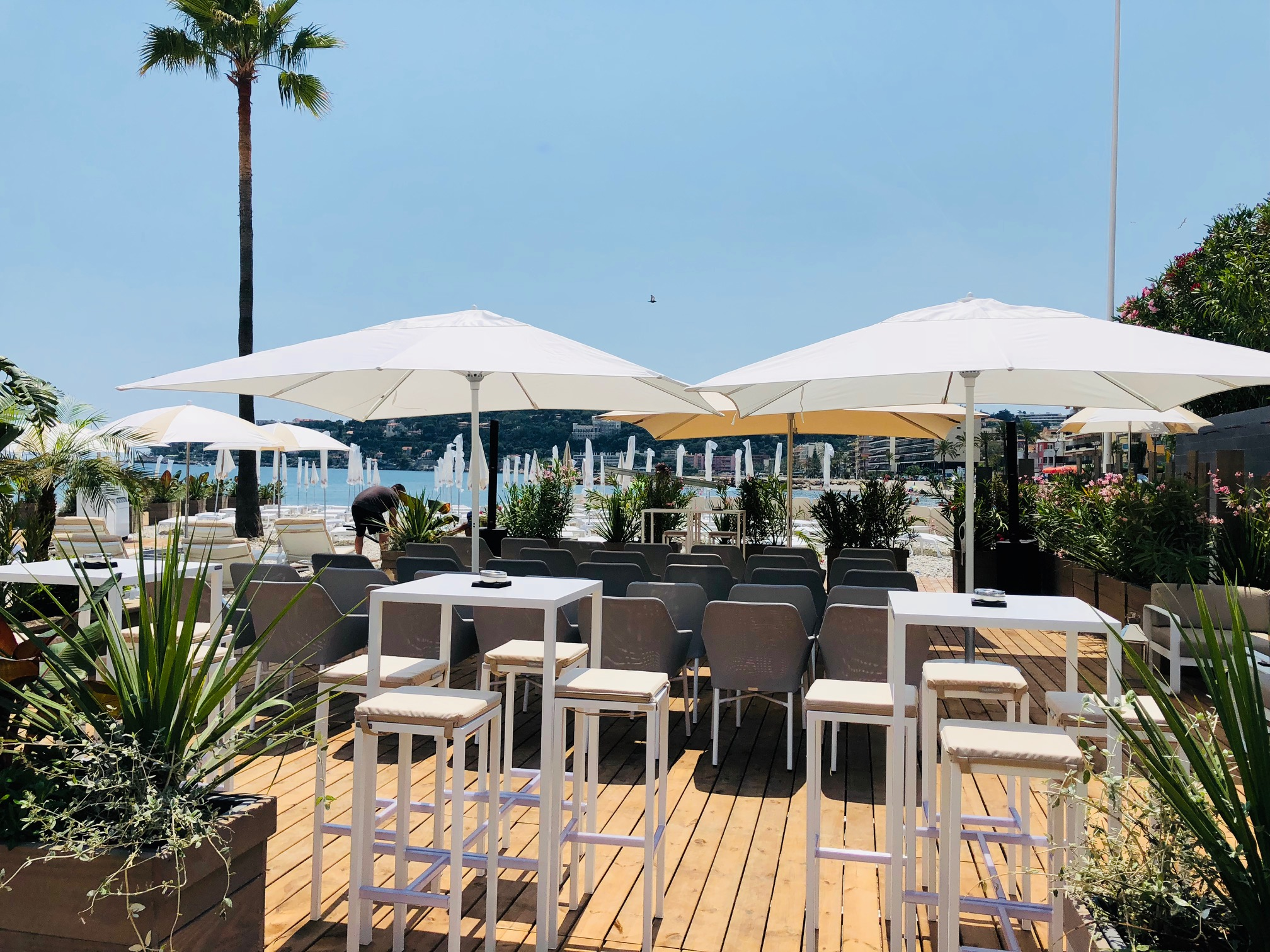 view mer, restaurant view mer, view mer decoration restaurant