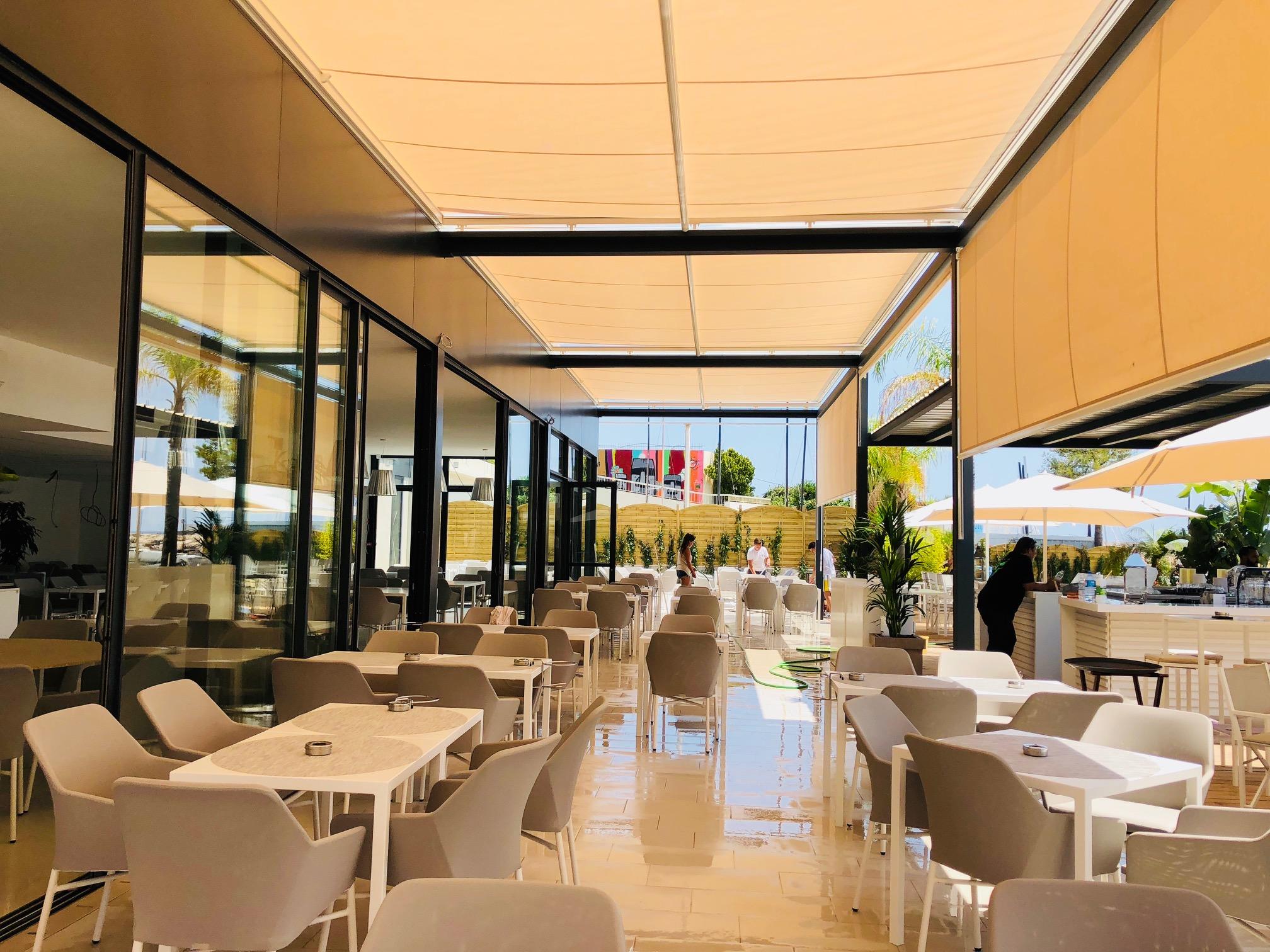 ocean view ,restaurant decoration, decoration restaurant