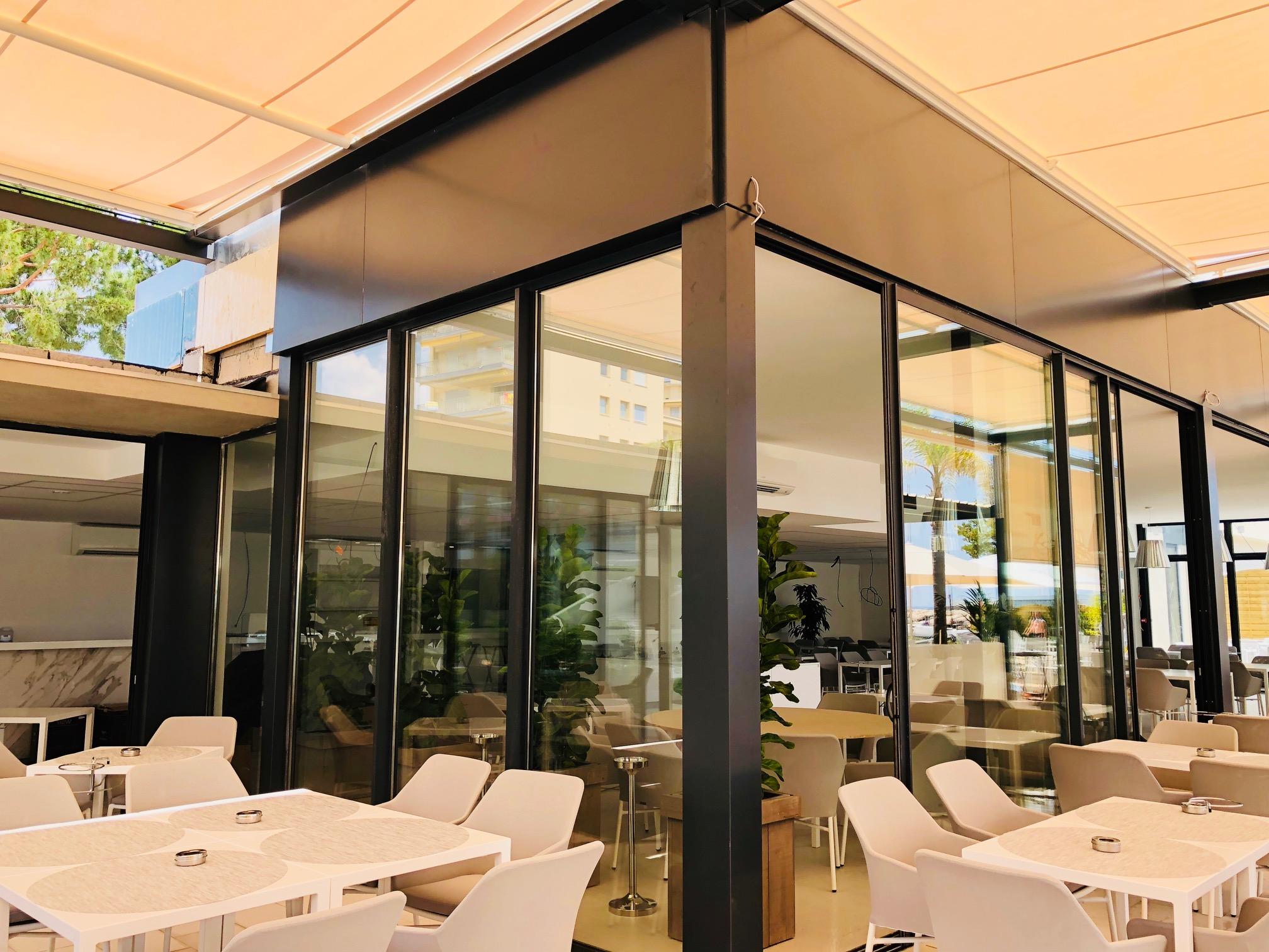 restaurant architecture and decoration