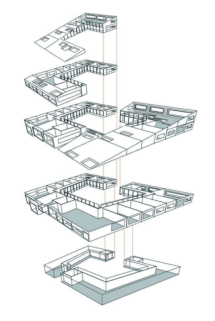 Hôpital Helsinki projet, Helsinki hospital project