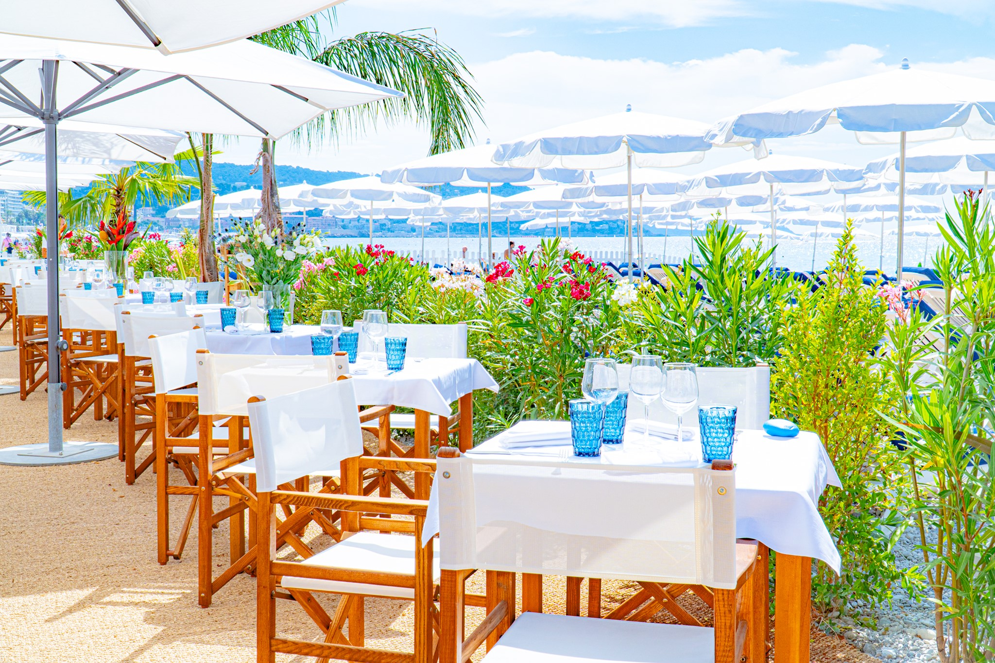 "Restaurant, plage ""La vela"""