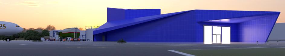 Terminal pétrolier Aéroport Nice