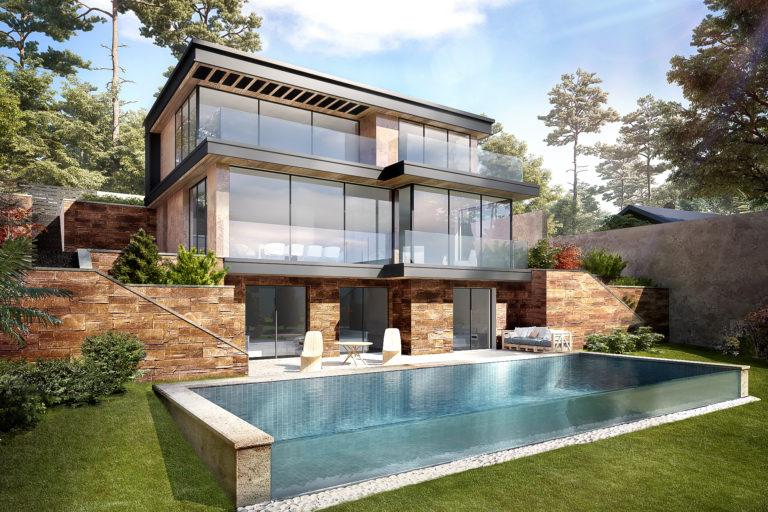 projet Villa Favorita