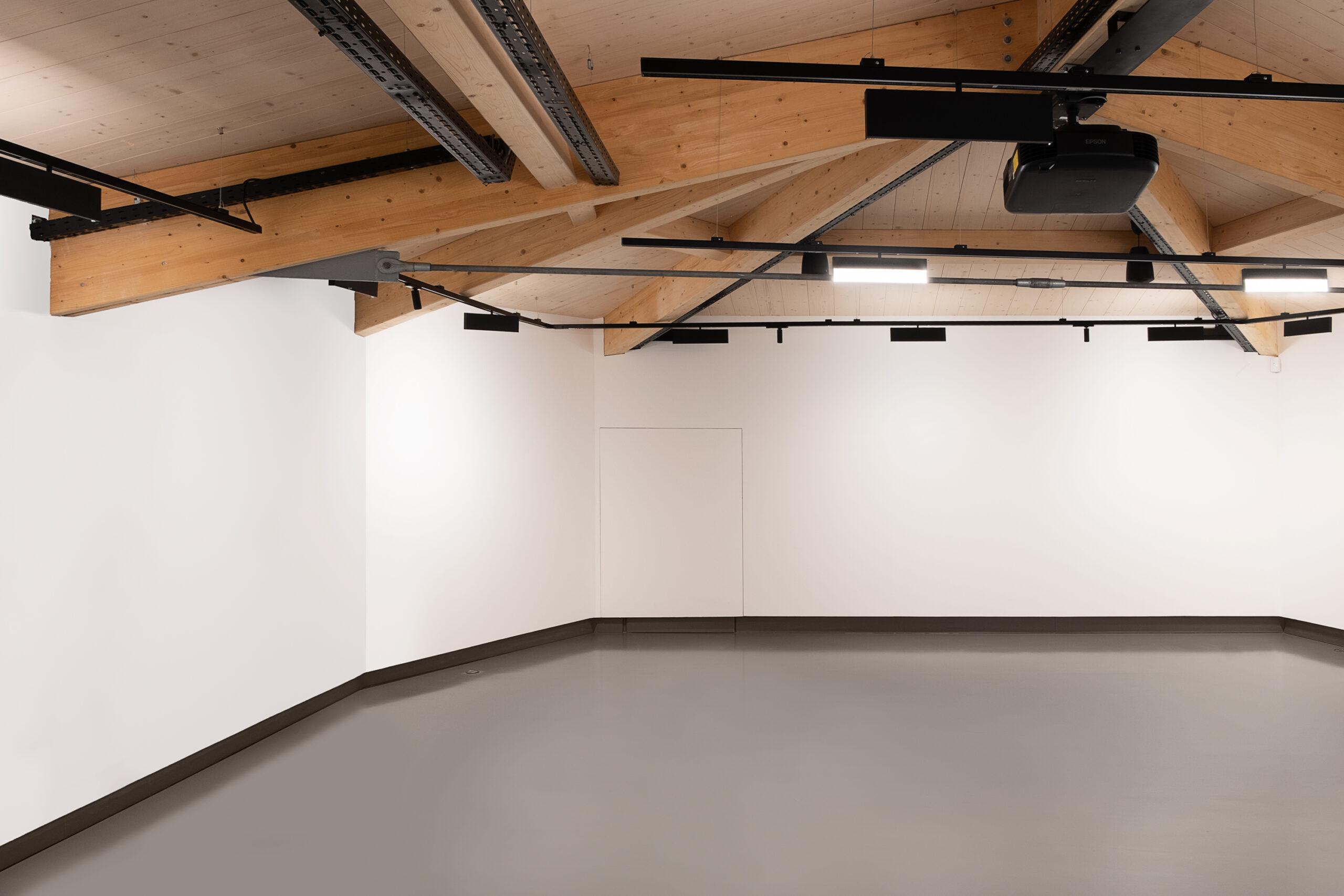 centre de la photographie de Mougins intérieur